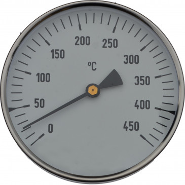 Teploměr TR-100-0-450°C-stonek 630mm+jímka