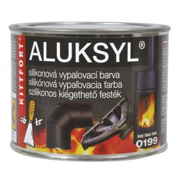 Vypalovací silikonová barva 400g - STŘÍBRNÁ