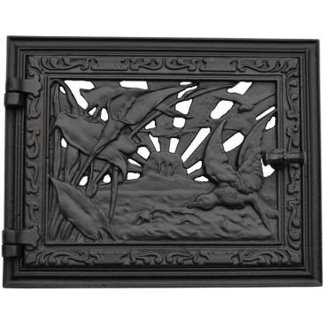 Dvířka  ventilační  - 3530 - černá