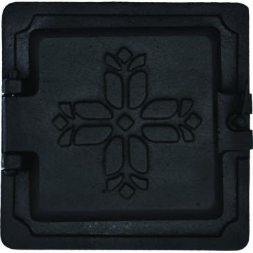 Dvířka revizní - LT - 6x6 - černá