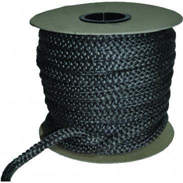 Sklokeramická těsnící šňůra - kulatá - 10 mm - cena za 1m