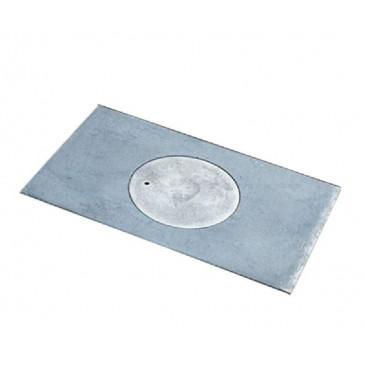 Litinová kamnová plotna COMFORT 405x270 - nedělená 1 otvor