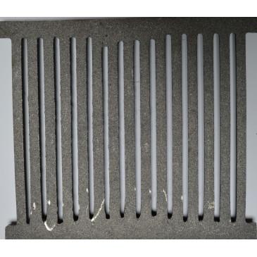 Rošt kuchyňský - 380 x 330 / 25 mm