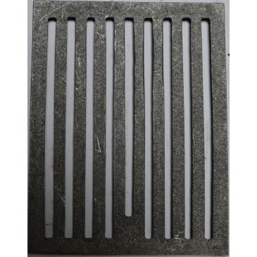 Rošt nedělený - 230 x 175 / 10 mm