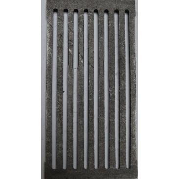 Rošt kuchyňský - 400 x 200 / 23 mm
