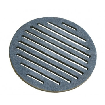 Rošt grilovací kulatý 370 / 10 mm