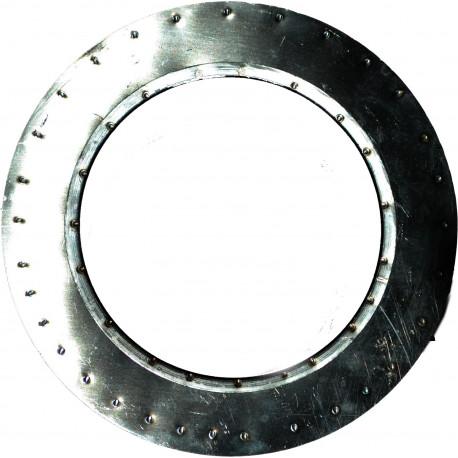 Komínová redukce - 200/120 mm - NEREZ
